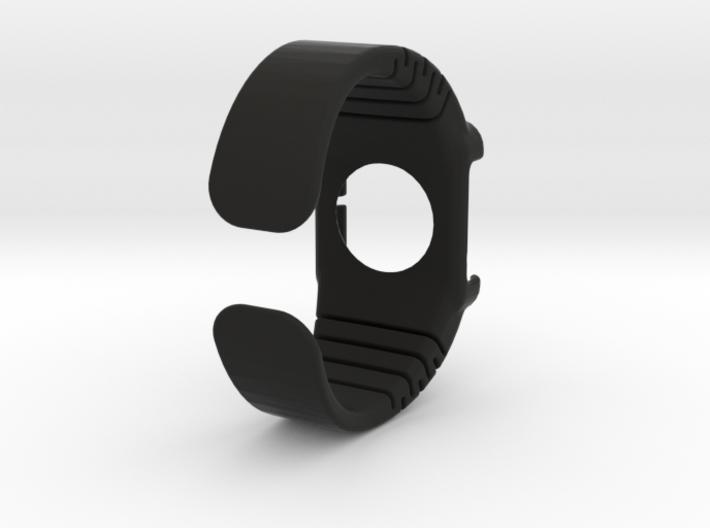 Apple Watch - 38mm medium band 3d printed
