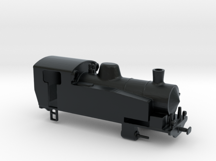 FCL 400 (CEMSA) 3d printed