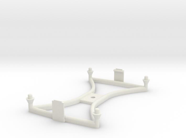 ProtoBoard Clip 3d printed