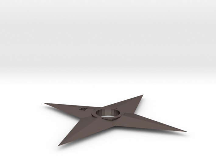 4 Side Shuriken (First Variant) 3d printed