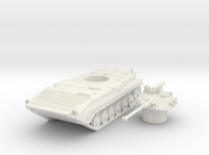 Bmp-1 tank (Russian) 1/144 3d printed