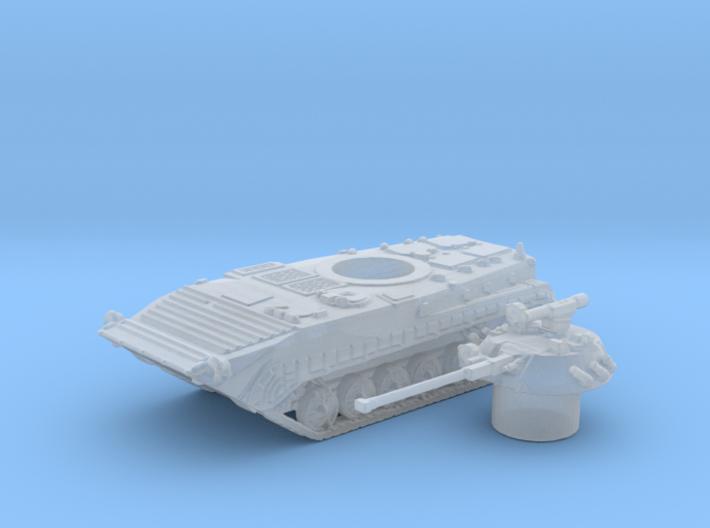Bmp-1 tank (Russian) 1/200 3d printed