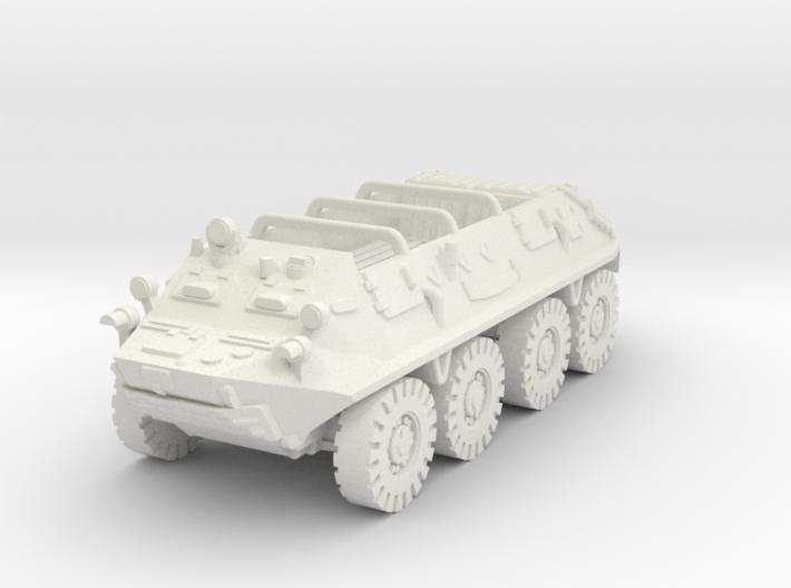 Btr 60 Open Vehicle 1/87 3d printed