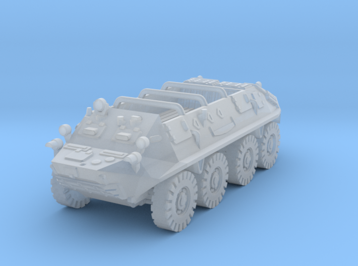 Btr 60 Open Vehicle 1/200 3d printed