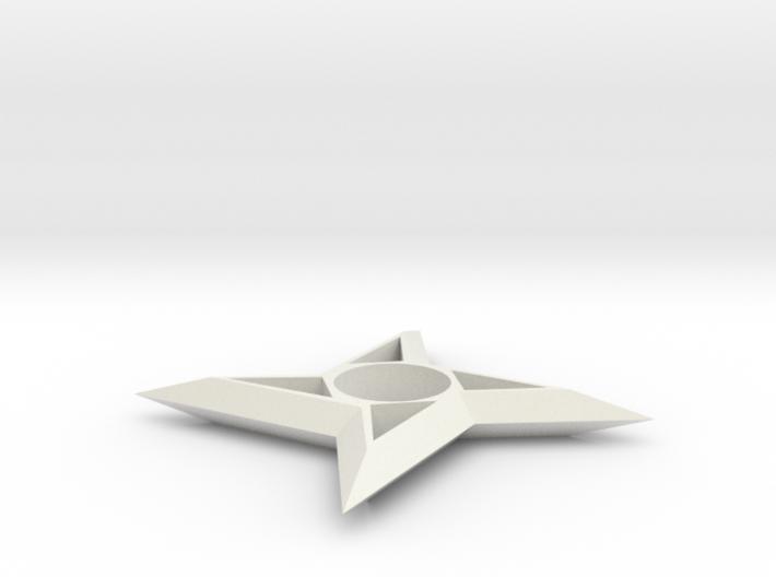 Ninja Star 3d printed