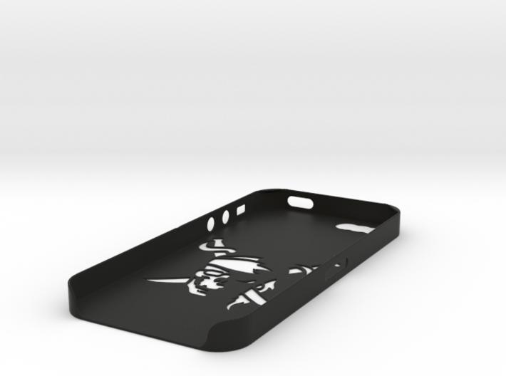 IPhone 5s PiRATES CASE 3d printed
