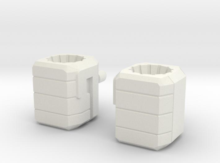 BIO FIST 3d printed