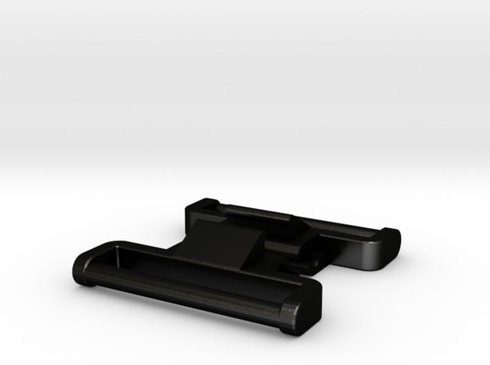 1624 metal GShock NATO adapter 3d printed