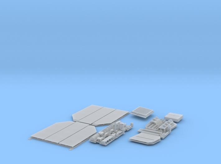 1:16 Jagdpanzer 38 detail set (part 1) 3d printed