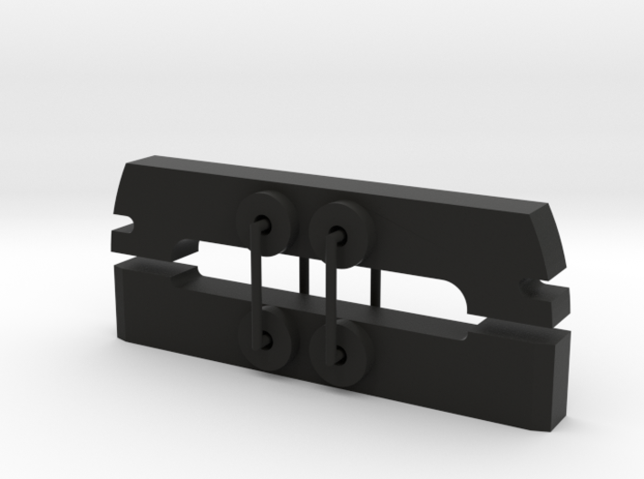 058017-01 Tamiya ORV Central Servo Mount 3d printed