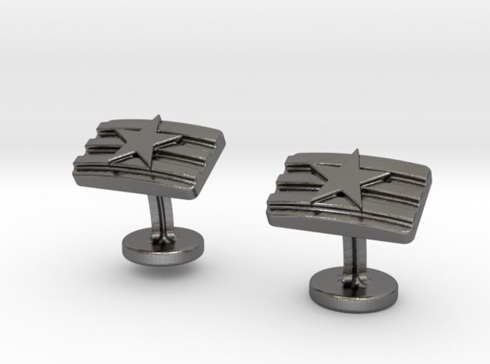 STARS & STRIPES 3d printed