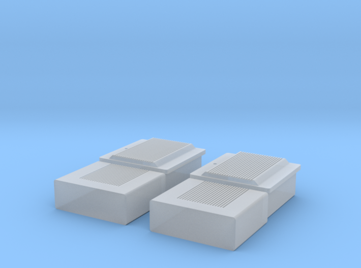 TJ-H01107x2 - boitiers electriques maison individu 3d printed