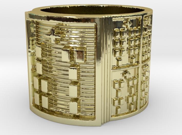 OSAROSO Ring Size 11-13 3d printed