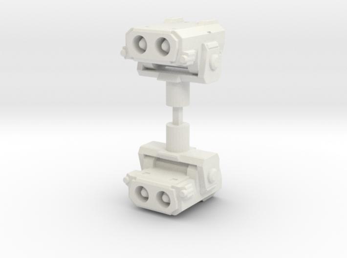 Transformers Rocket Pod (5mm post) 3d printed