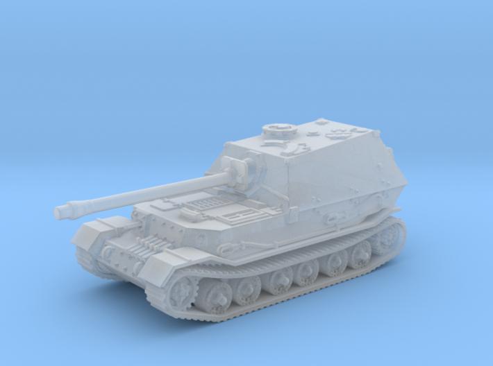 Elefant tank (Germany) 1/200 3d printed