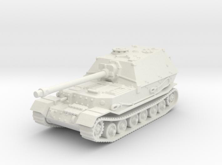 Elefant tank (Germany) 1/100 3d printed