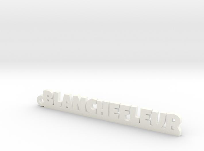 BLANCHEFLEUR Keychain Lucky 3d printed