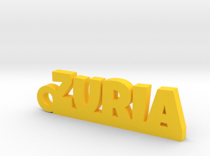 ZURIA Keychain Lucky 3d printed