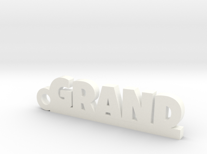 GRAND Keychain Lucky 3d printed