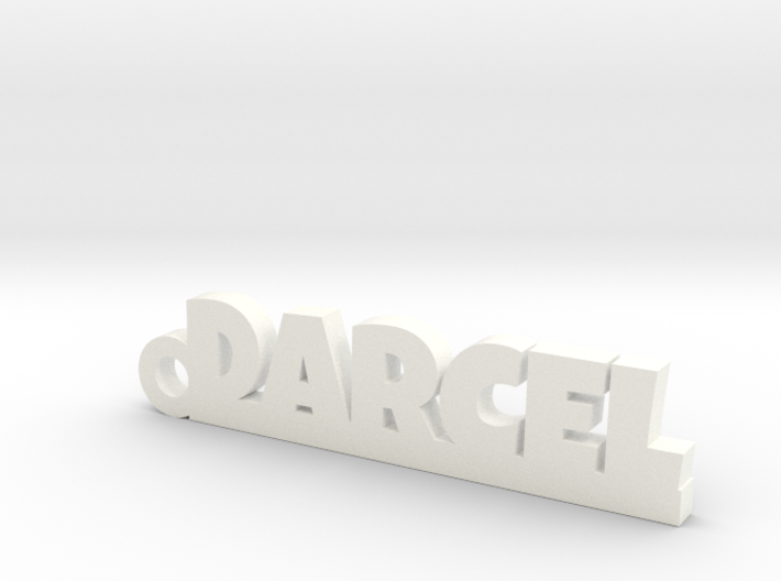 DARCEL Keychain Lucky 3d printed