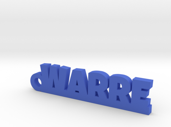 WARRE Keychain Lucky 3d printed