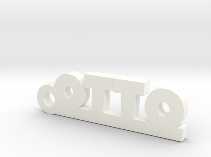 OTTO Keychain Lucky 3d printed