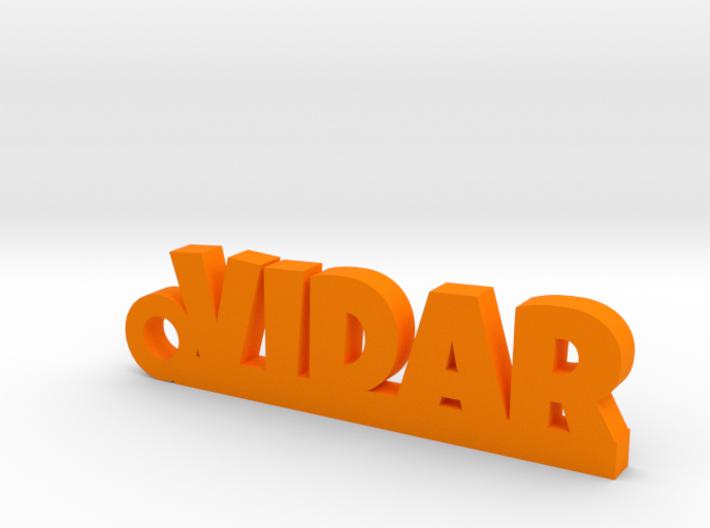 VIDAR Keychain Lucky 3d printed