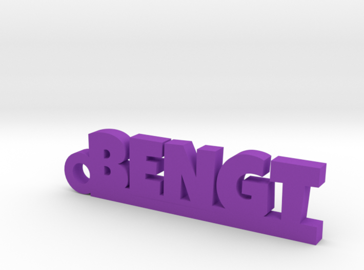 BENGT Keychain Lucky 3d printed