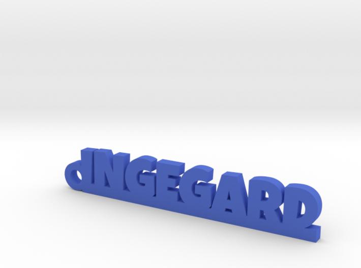 INGEGARD Keychain Lucky 3d printed
