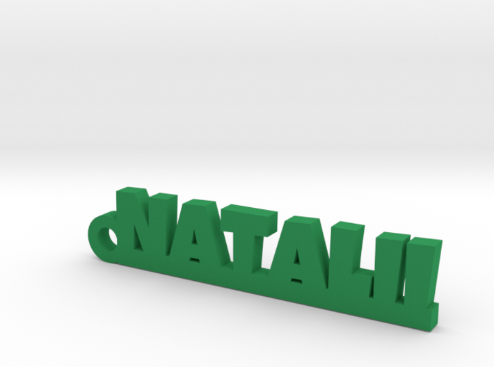 NATALII Keychain Lucky 3d printed