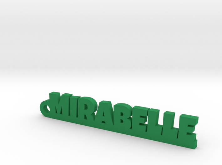 MIRABELLE Keychain Lucky 3d printed