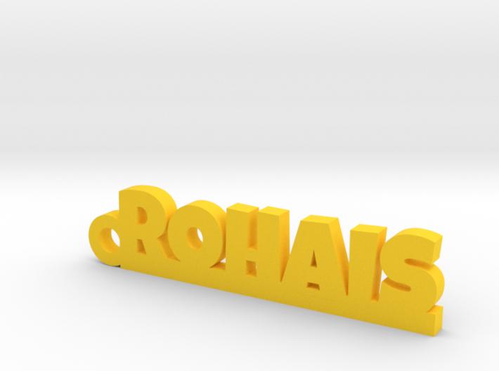 ROHAIS Keychain Lucky 3d printed