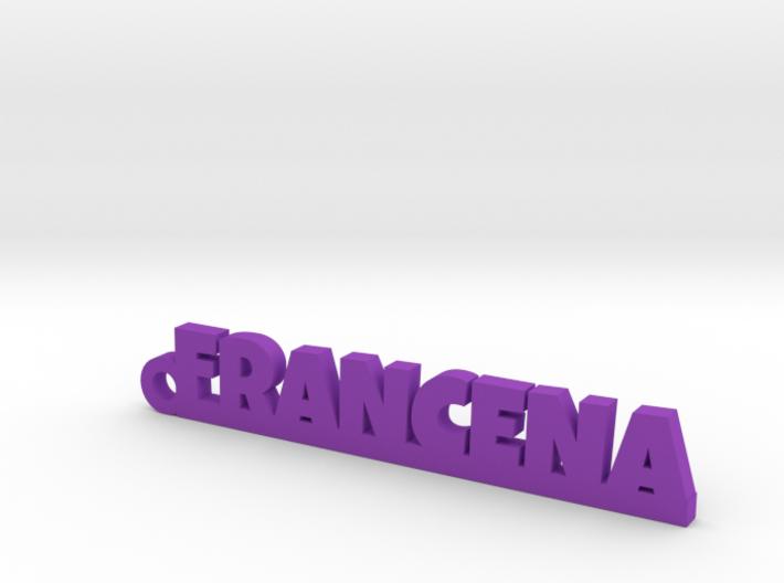 FRANCENA Keychain Lucky 3d printed