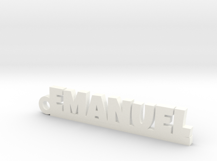 EMANUEL Keychain Lucky 3d printed