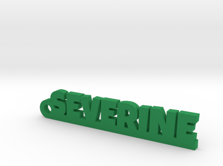 SEVERINE Keychain Lucky 3d printed