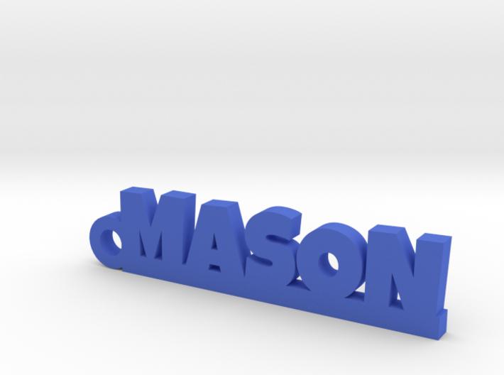 MASON Keychain Lucky 3d printed