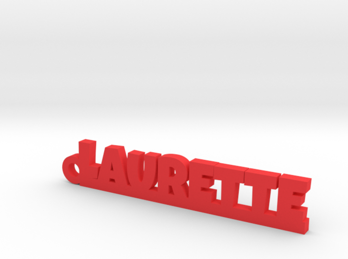 LAURETTE Keychain Lucky 3d printed