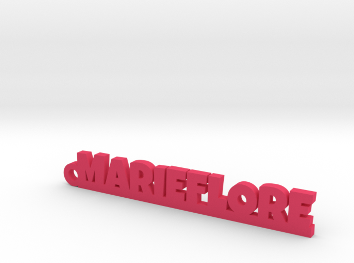 MARIEFLORE Keychain Lucky 3d printed