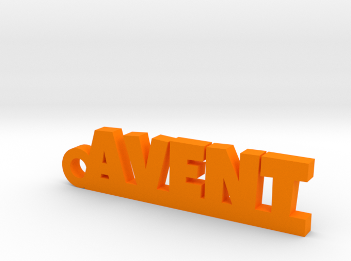 AVENT Keychain Lucky 3d printed