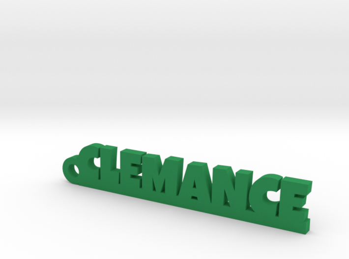 CLEMANCE Keychain Lucky 3d printed