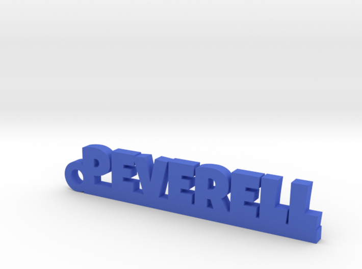 PEVERELL Keychain Lucky 3d printed