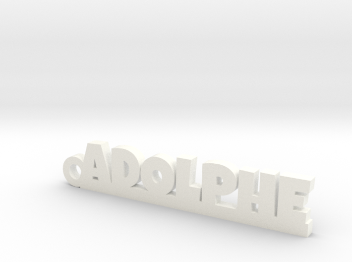 ADOLPHE Keychain Lucky 3d printed