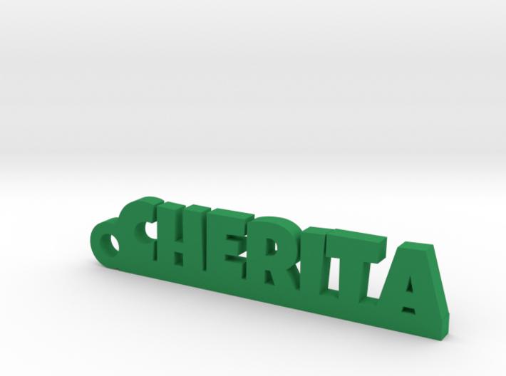 CHERITA Keychain Lucky 3d printed