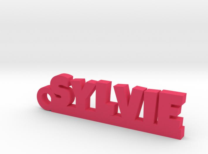 SYLVIE Keychain Lucky 3d printed