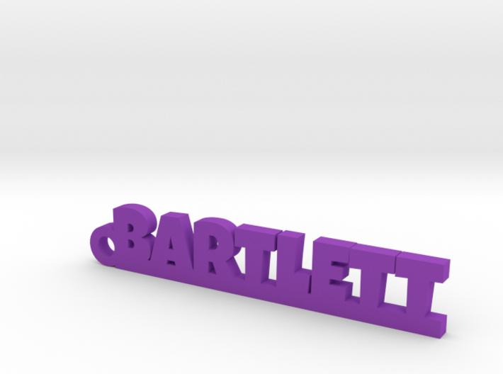BARTLETT Keychain Lucky 3d printed