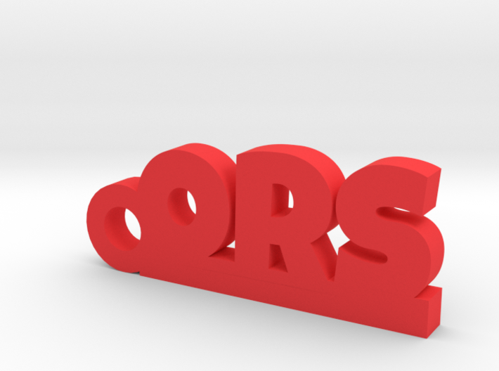 ORS Keychain Lucky 3d printed