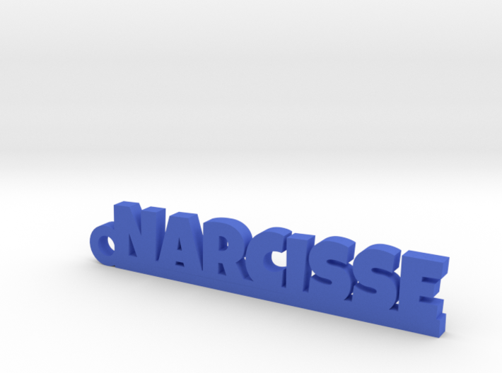 NARCISSE Keychain Lucky 3d printed