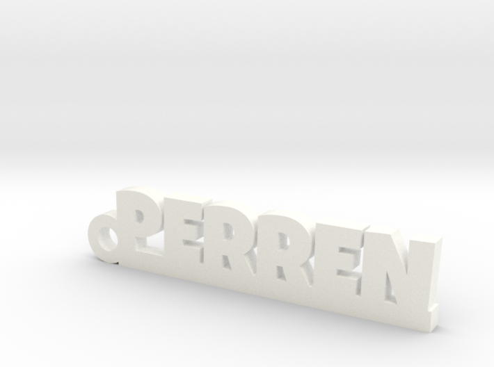 PERREN Keychain Lucky 3d printed