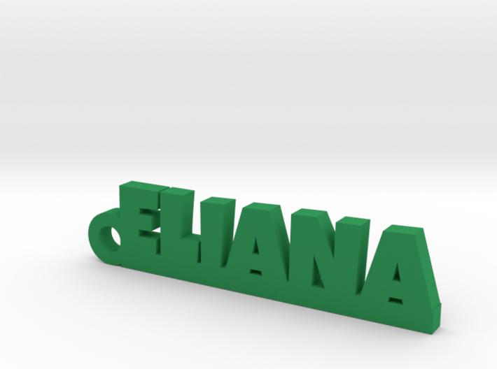 ELIANA Keychain Lucky 3d printed
