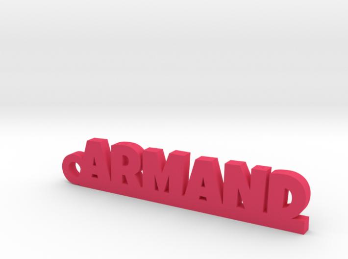 ARMAND Keychain Lucky 3d printed